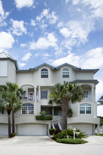 Townhouse Sold: 111 Ocean Key Way