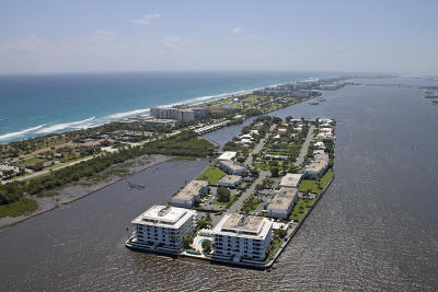Palm Beach Condo Sold: 2155 Ibis Isle Road #Ph 2