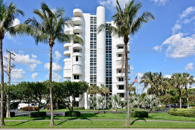 Delray Beach Condo Sold: 2200 S Ocean Boulevard #404