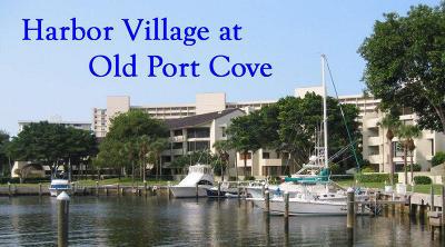 North Palm Beach Condo For Sale: 1117 E Marine Way #K3l