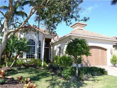 Port Saint Lucie Single Family Home For Sale: 119 SE Bella Strano