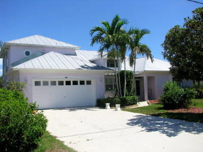 Single Family Home Sold: 244 Bermuda Beach Drive