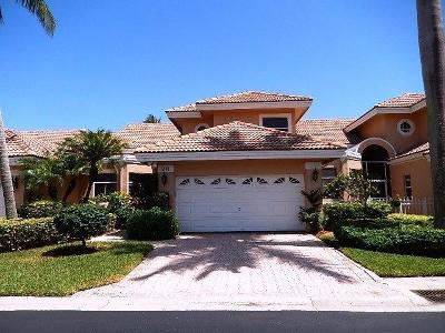 Boca Raton Townhouse For Sale: 5178 Windsor Parke Drive #22b