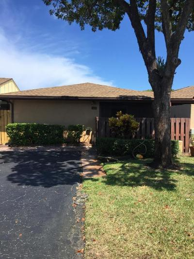 Single Family Home Sold: 2035 SW 24th Circle #2035