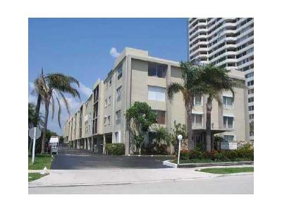West Palm Beach Condo Sold: 1527 S Flagler Drive #206-F
