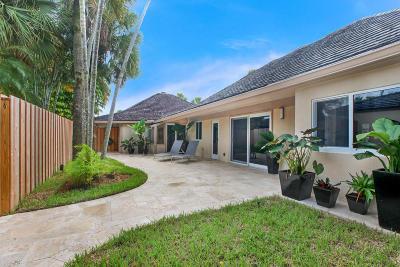 Wellington Single Family Home For Sale: 2067 Wightman Drive