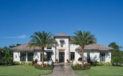Hobe Sound Single Family Home For Sale: 10069 SE Sandpine Lane