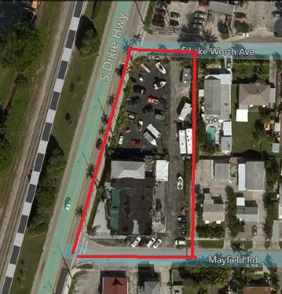 Lantana Residential Lots & Land For Sale: 570 S Dixie Highway