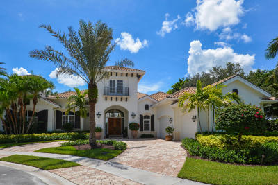Palm Beach County Single Family Home For Sale: 2485 Mizner Lake Court