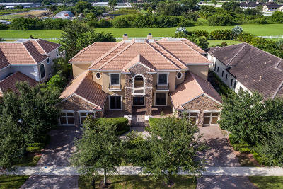 Boynton Beach Single Family Home Contingent: 9974 Equus Circle