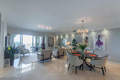 West Palm Beach Condo Sold: 201 S Narcissus Avenue #1004