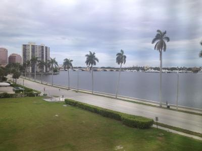 West Palm Beach Condo Sold: 1527 S Flagler Drive #310f