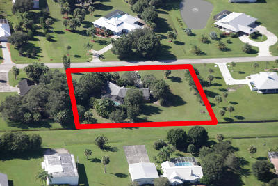 Port Saint Lucie FL Single Family Home Closed: $290,000
