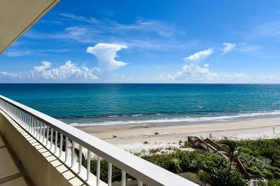 Singer Island Rental Contingent: 5540 Ocean Drive #5b