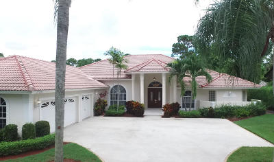 Single Family Home Sold: 18897 SE Loxahatchee River Road