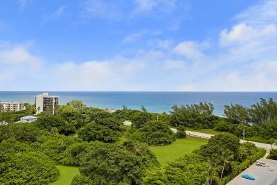 Boca Raton Condo Sold: 2121 Ocean Boulevard #1504w