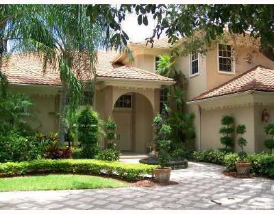 Palm Beach Gardens Rental For Rent: 12820 S Shore Drive