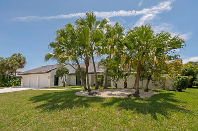 Delray Beach Single Family Home For Sale: 16650 Ironwood Drive