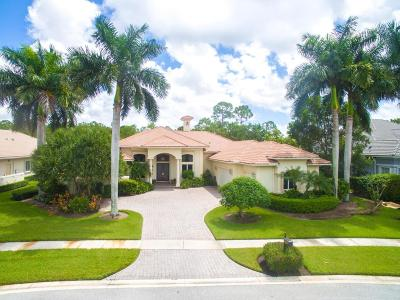 West Palm Beach Single Family Home For Sale: 6088 Wildcat Run