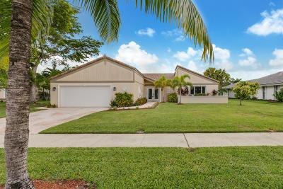 Deerfield Beach Single Family Home For Sale: 350 Deer Creek Run