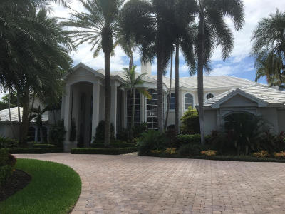 Delray Beach Single Family Home Sold: 920 Seasage Drive