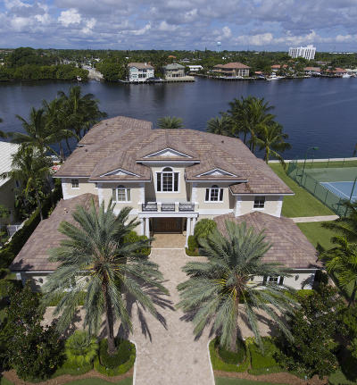 Delray Beach Single Family Home Sold: 1020 Seasage Drive