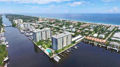 Delray Beach Condo Sold: 220 Macfarlane Drive #S-1104