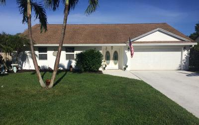 Delray Beach FL Single Family Home Closed: $360,590