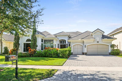 Boynton Beach Single Family Home For Sale: 9200 Equus Circle