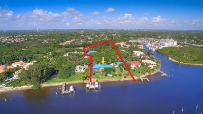 Palm Beach Gardens Single Family Home For Sale: 13750 Old Prosperity Farms Road