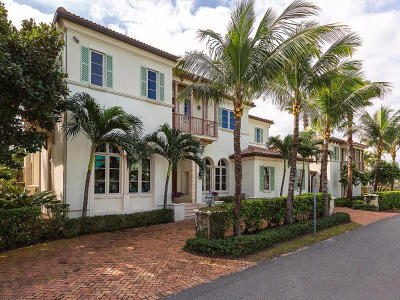 Palm Beach County Rental For Rent: 710 Ocean Boulevard