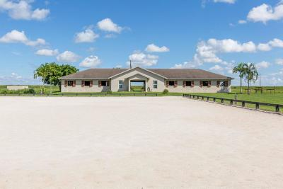 Wellington Single Family Home For Sale: 16823 Rustic Road