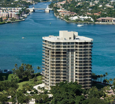Boca Raton Condo Sold: 901 E Camino Real #9-B