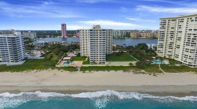 Boca Raton Condo Sold: 600 S Ocean Boulevard #6040