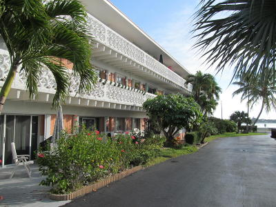 West Palm Beach Rental Leased: 3705 S Flagler Drive #25