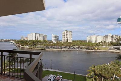Boca Raton Condo Sold: 901 E Camino Real #6-C