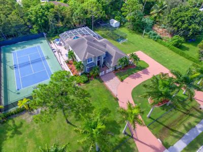 Palm Beach Single Family Home For Sale: 15653 75th Avenue