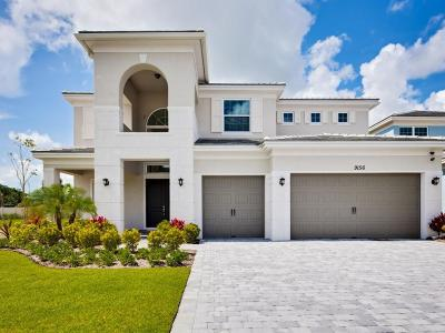Lake Worth Single Family Home Contingent: 9156 Greenspire Lane