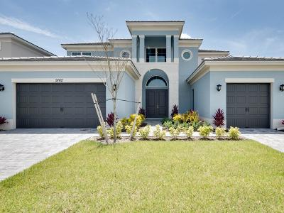 Lake Worth Single Family Home Contingent: 9162 Greenspire Lane