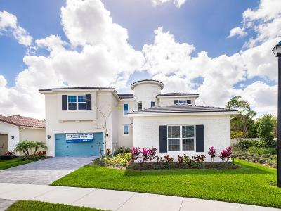 Lake Worth Single Family Home For Sale: 9186 Greenspire Lane