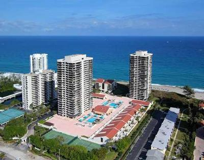 Singer Island Rental For Rent: 4100 Ocean Drive #404