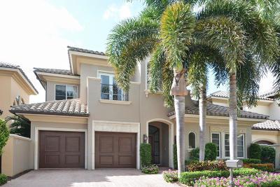 Highland Beach Single Family Home Sold: 4040 S Ocean Boulevard