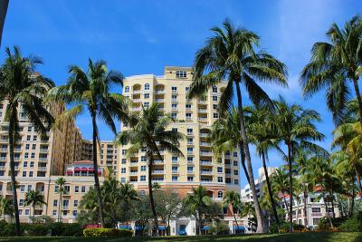 West Palm Beach Condo Sold: 201 S Narcissus Avenue #901