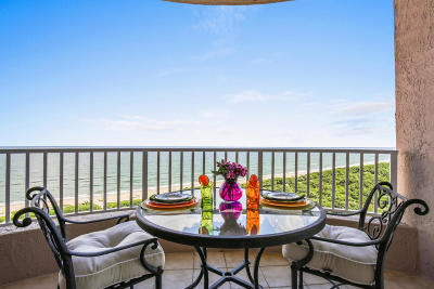 Juno Beach Condo For Sale: 700 Ocean Royale Way #1205