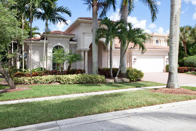 Single Family Home For Sale: 16271 Andalucia Lane