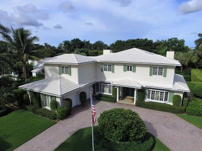 Broward County, Palm Beach County Single Family Home For Sale: 2910 Gulfstream Road