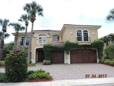 Delray Beach Single Family Home Contingent: 8934 Valhalla Drive