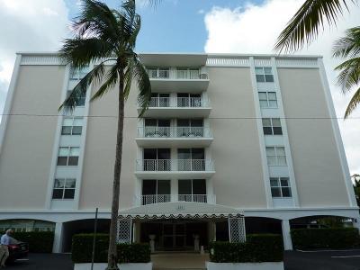 Palm Beach Condo Sold: 354 Chilean Avenue #6f