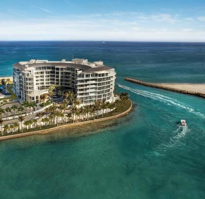 Palm Beach County Rental For Rent: 1000 S Ocean Boulevard #408