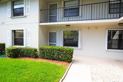 Condo Closed: 1601 Sabal Ridge Circle #C
